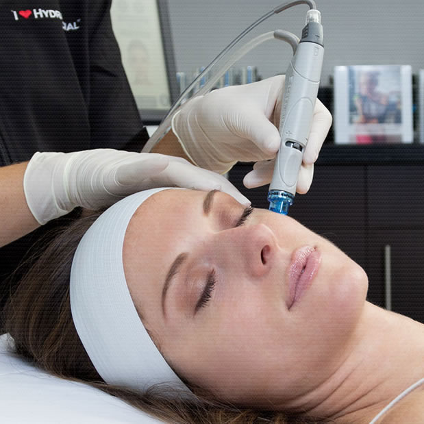 HydraFacial Equipment Page